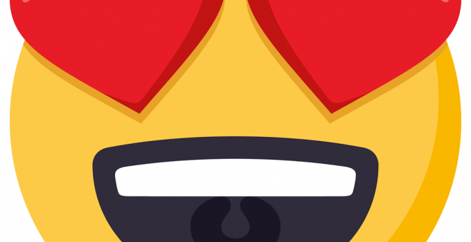 Emoji de san valentin