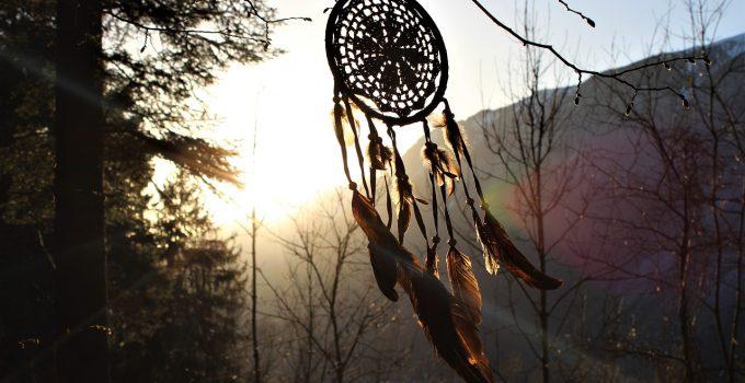 atrapasueños y misticismo