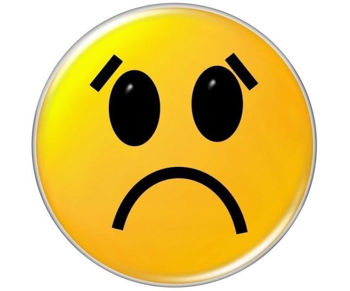 Emoji tristeza 2