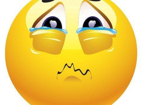 Emoji tristeza