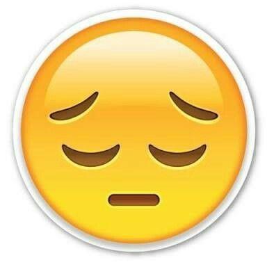 Emoji depresivo